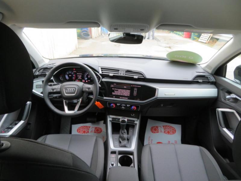 Audi Q3 35 TDI 150 CH S TRONIC 7 DESIGN Noir occasion à Mérignac - photo n°14