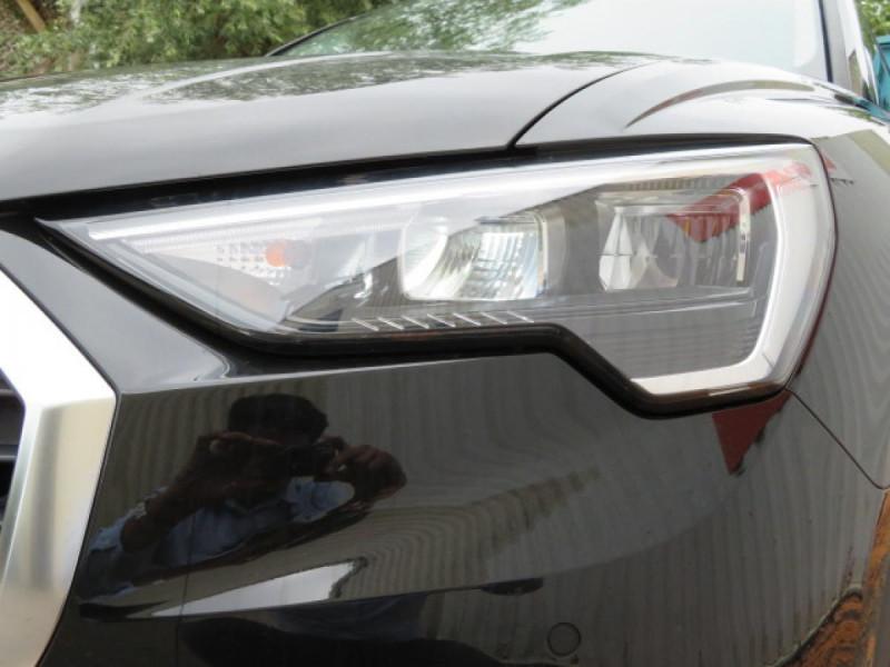 Audi Q3 35 TDI 150 CH S TRONIC 7 DESIGN Noir occasion à Mérignac - photo n°8