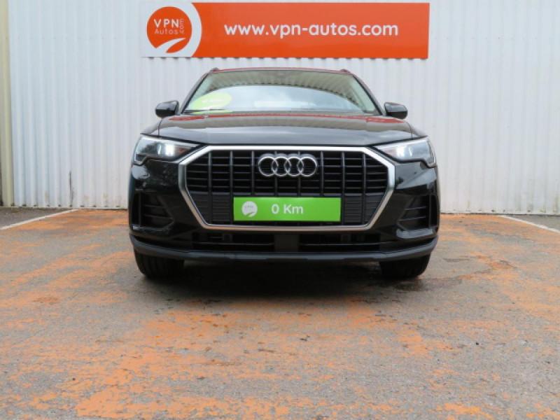 Audi Q3 35 TDI 150 CH S TRONIC 7 DESIGN Noir occasion à Mérignac - photo n°2