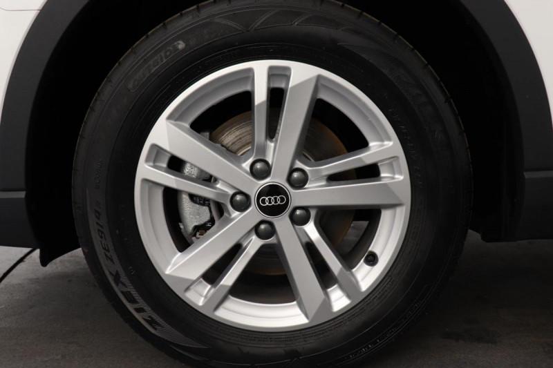 Audi Q3 35 TDI 150 ch S tronic 7 Quattro Design Blanc occasion à La Garde - photo n°9