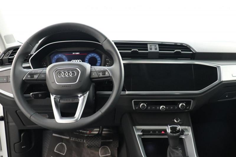 Audi Q3 35 TDI 150 ch S tronic 7 Quattro Design Blanc occasion à La Garde - photo n°4
