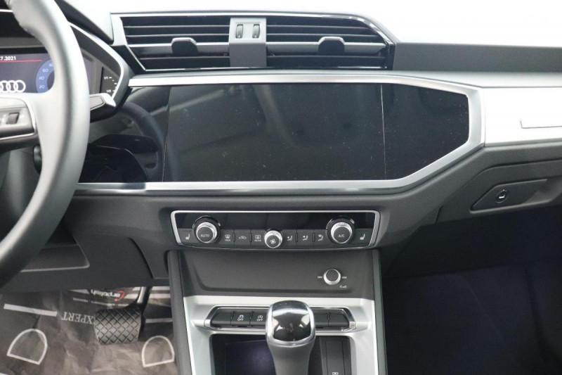 Audi Q3 35 TDI 150 ch S tronic 7 Quattro Design Blanc occasion à La Garde - photo n°11
