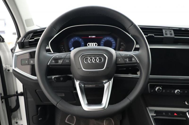Audi Q3 35 TDI 150 ch S tronic 7 Quattro Design Blanc occasion à La Garde - photo n°10