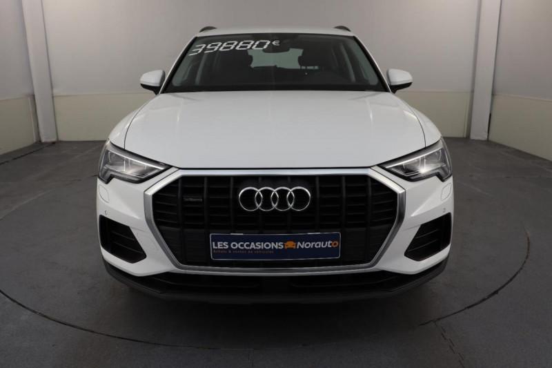 Audi Q3 35 TDI 150 ch S tronic 7 Quattro Design Blanc occasion à La Garde - photo n°2