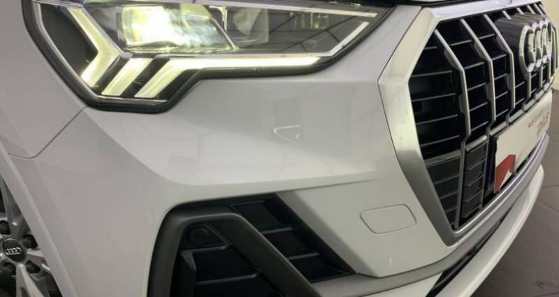 Audi Q3 35 TDI 150 ch S tronic 7 S line Blanc occasion à Saint-Ouen - photo n°6