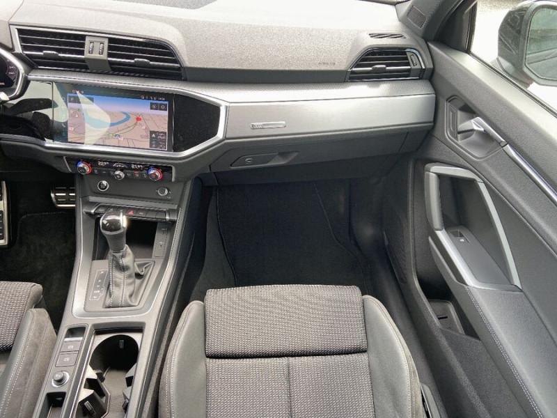 Audi Q3 35 TDI 150 STRONIC S EDITION GPS JA20'' Gtie 4ans Noir occasion à Lescure-d'Albigeois - photo n°12