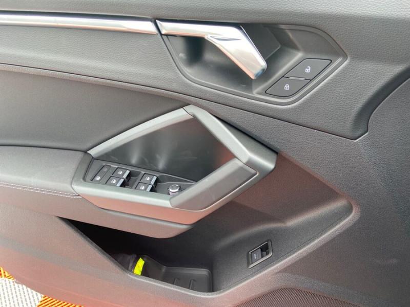 Audi Q3 35 TDI 150 STRONIC S EDITION GPS JA20'' Gtie 4ans Noir occasion à Lescure-d'Albigeois - photo n°20