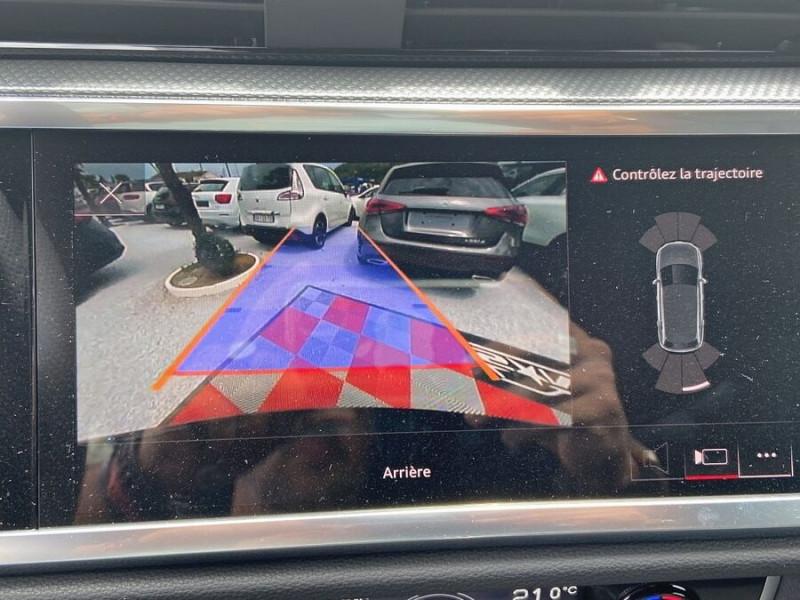 Audi Q3 35 TDI 150 STRONIC S EDITION GPS JA20'' Gtie 4ans Noir occasion à Lescure-d'Albigeois - photo n°15