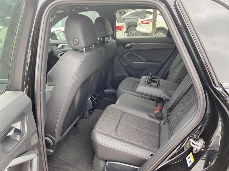 Audi Q3 35 TDI 150 STRONIC S EDITION GPS JA20'' Gtie 4ans Noir occasion à Lescure-d'Albigeois - photo n°4