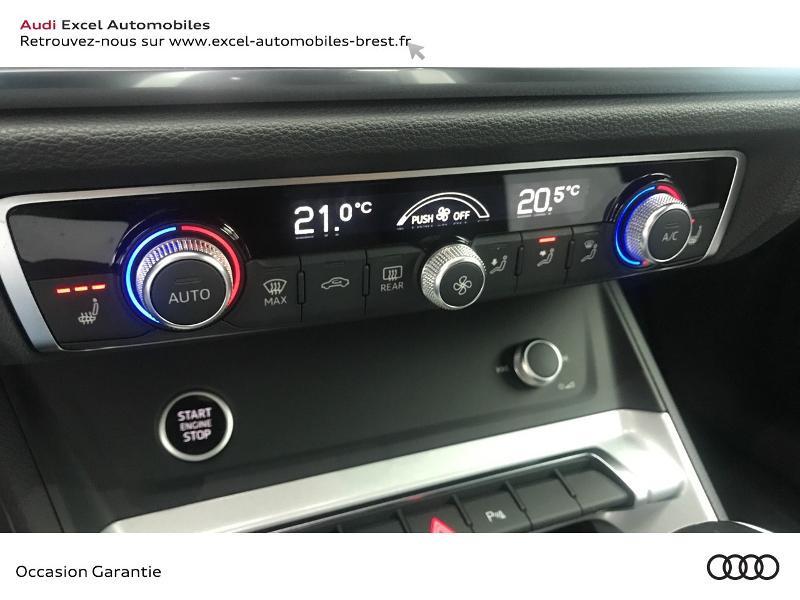 Audi Q3 35 TDI 150ch Design S tronic 7 Blanc occasion à Brest - photo n°15