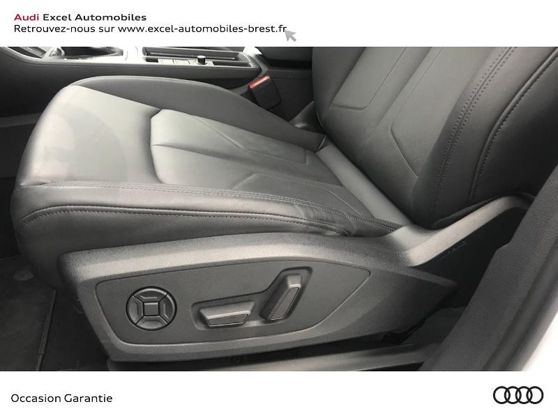 Audi Q3 35 TDI 150ch Design S tronic 7 Blanc occasion à Brest - photo n°11