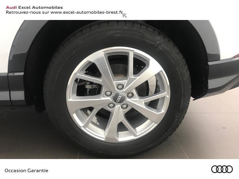 Audi Q3 35 TDI 150ch Design S tronic 7 Blanc occasion à Brest - photo n°19
