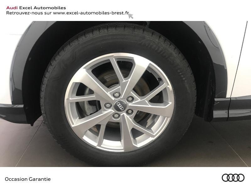 Audi Q3 35 TDI 150ch Design S tronic 7 Blanc occasion à Brest - photo n°18