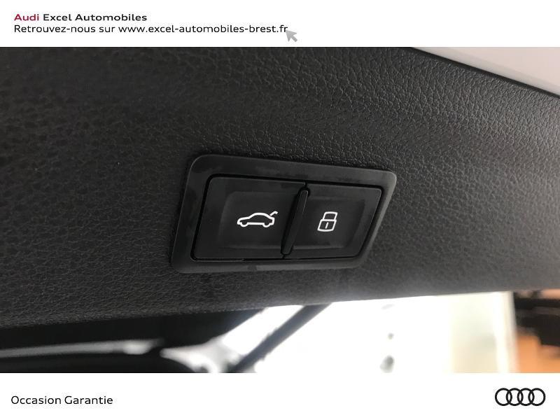 Audi Q3 35 TDI 150ch Design S tronic 7 Blanc occasion à Brest - photo n°10