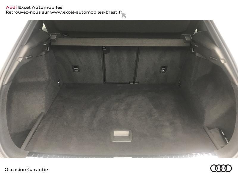 Audi Q3 35 TDI 150ch Design S tronic 7 Blanc occasion à Brest - photo n°9