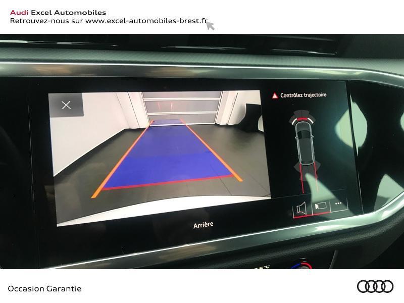 Audi Q3 35 TDI 150ch Design S tronic 7 Blanc occasion à Brest - photo n°13