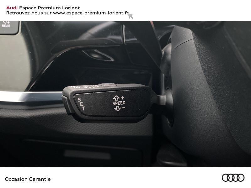 Audi Q3 35 TDI 150ch S line S tronic 7 Gris occasion à Lanester - photo n°17