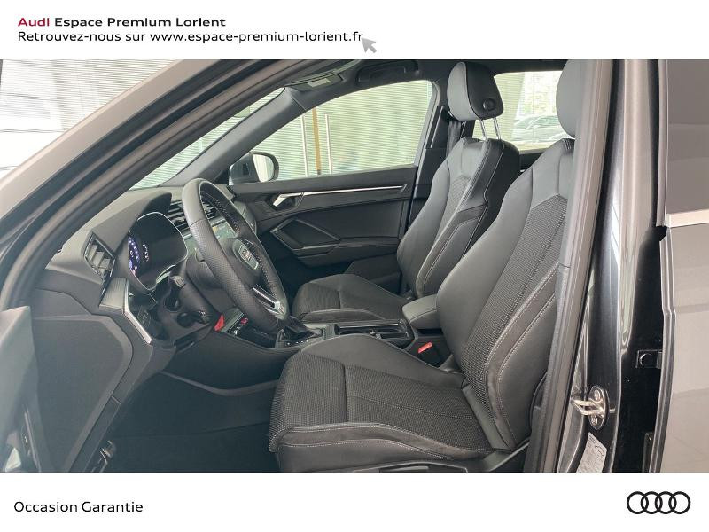 Audi Q3 35 TDI 150ch S line S tronic 7 Gris occasion à Lanester - photo n°7