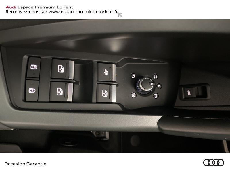 Audi Q3 35 TDI 150ch S line S tronic 7 Gris occasion à Lanester - photo n°19