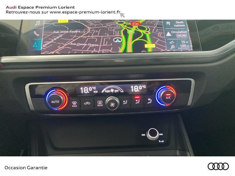 Audi Q3 35 TDI 150ch S line S tronic 7 Gris occasion à Lanester - photo n°14