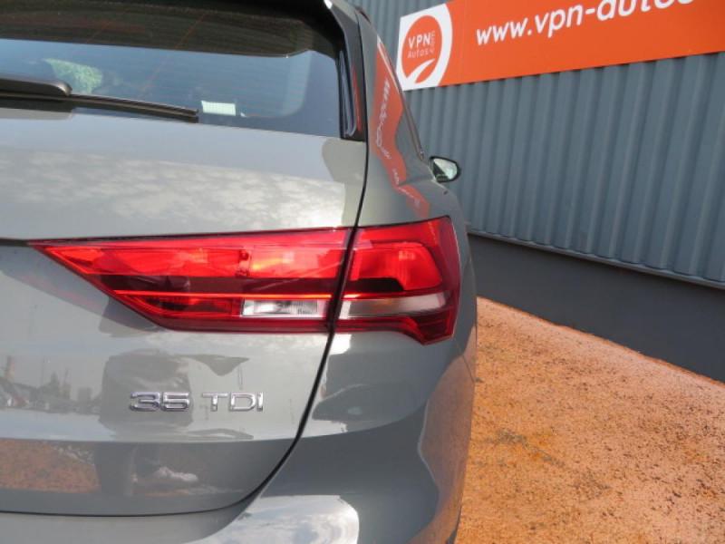 Audi Q3 35 tdi 150ch S tronic 7 Design Gris occasion à Labège - photo n°7