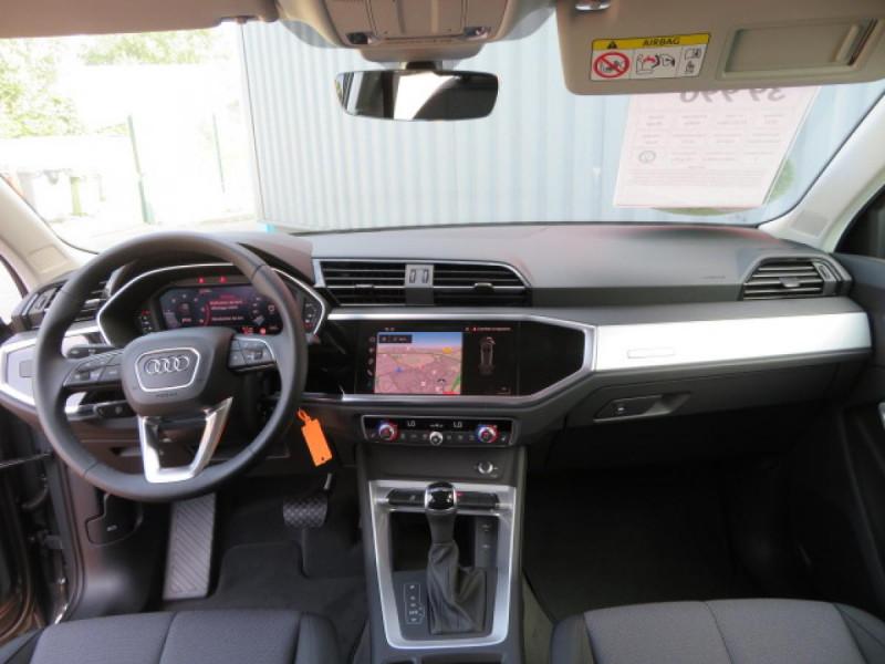 Audi Q3 35 tdi 150ch S tronic 7 Design Gris occasion à Labège - photo n°16
