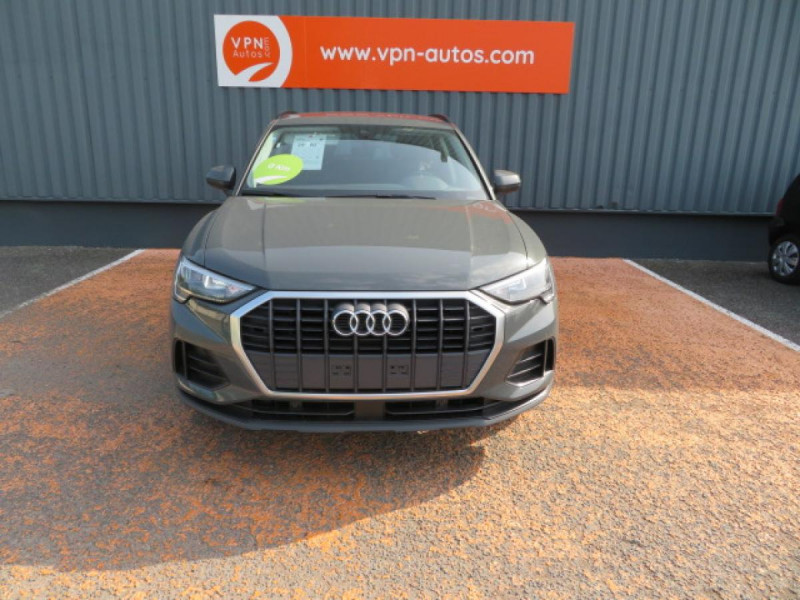 Audi Q3 35 tdi 150ch S tronic 7 Design Gris occasion à Labège - photo n°3