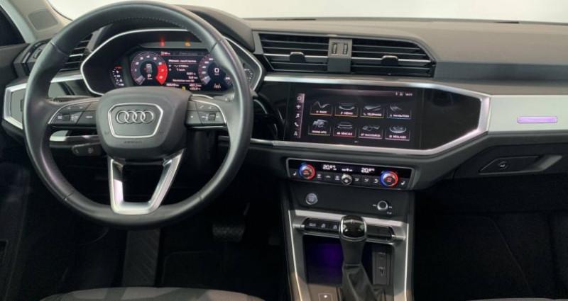 Audi Q3 35 TFSI 150 ch S tronic 7 Limited Gris occasion à Bourgogne - photo n°4