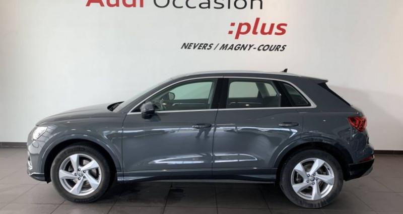 Audi Q3 35 TFSI 150 ch S tronic 7 Limited Gris occasion à Bourgogne - photo n°2