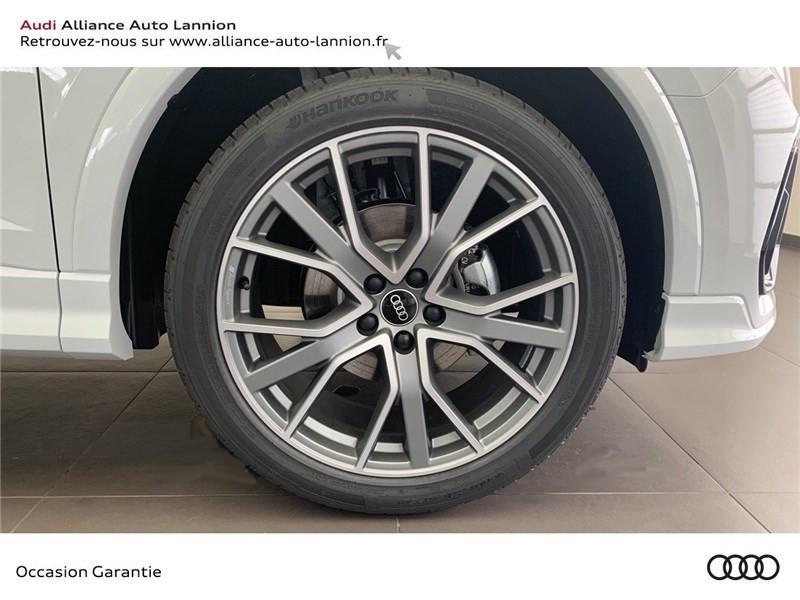 Audi Q3 35 TFSI 150 CH S TRONIC 7 Blanc occasion à Saint-Brieuc - photo n°18