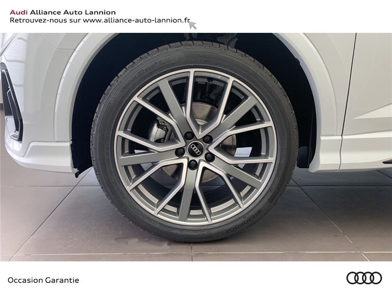 Audi Q3 35 TFSI 150 CH S TRONIC 7 Blanc occasion à Saint-Brieuc - photo n°20