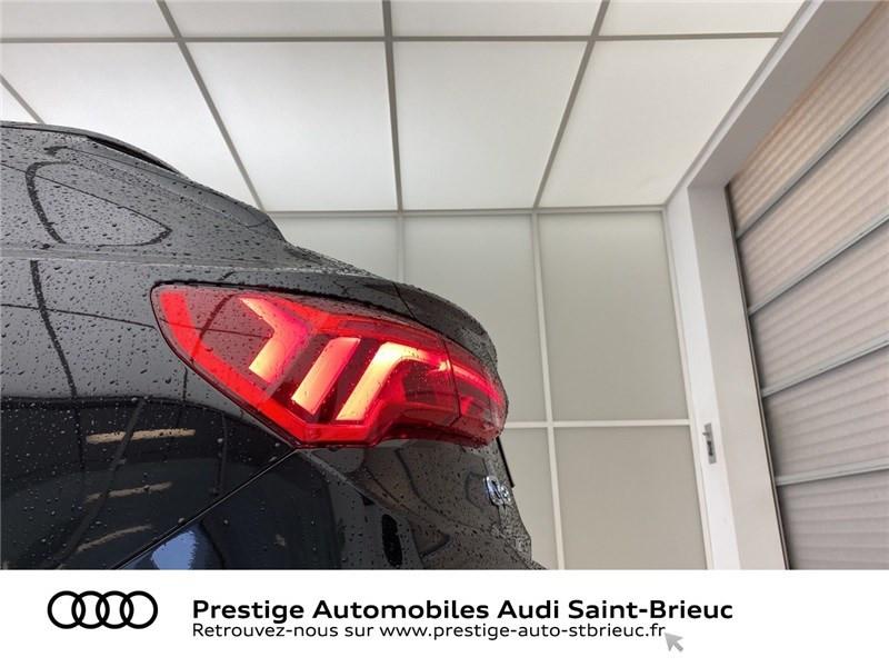 Audi Q3 35 TFSI 150 CH S TRONIC 7 Noir occasion à Saint-Brieuc - photo n°10