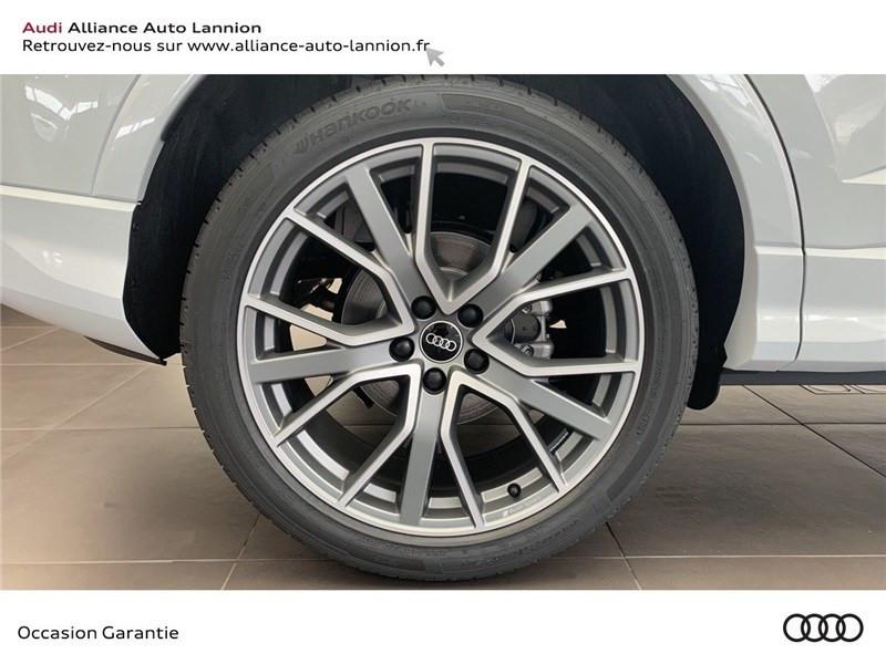 Audi Q3 35 TFSI 150 CH S TRONIC 7 Blanc occasion à Saint-Brieuc - photo n°19
