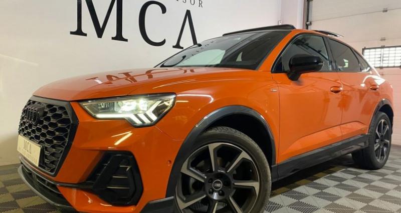 Audi Q3 35 tfsi 150 ch stronic7 sline  occasion à Decines-Charpieu