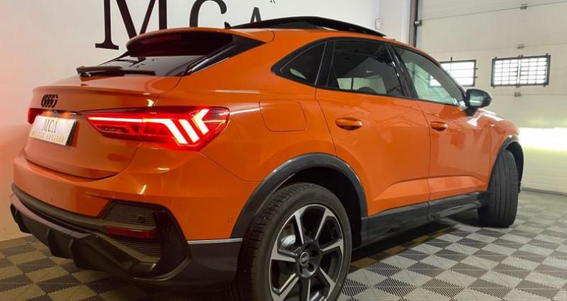 Audi Q3 35 tfsi 150 ch stronic7 sline  occasion à Decines-Charpieu - photo n°3