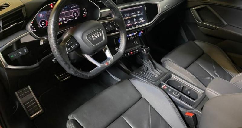 Audi Q3 35 tfsi 150 ch stronic7 sline  occasion à Decines-Charpieu - photo n°7