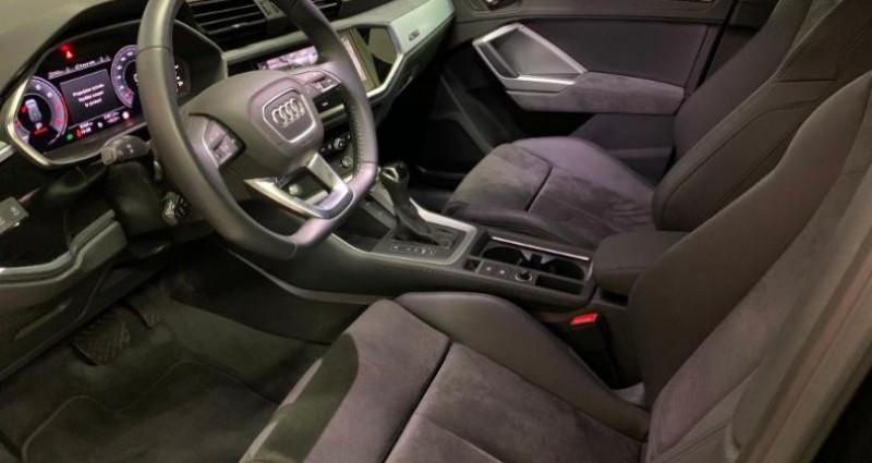 Audi Q3 35 TFSI 150ch Design Luxe S tronic 7 Argent occasion à Paris - photo n°5