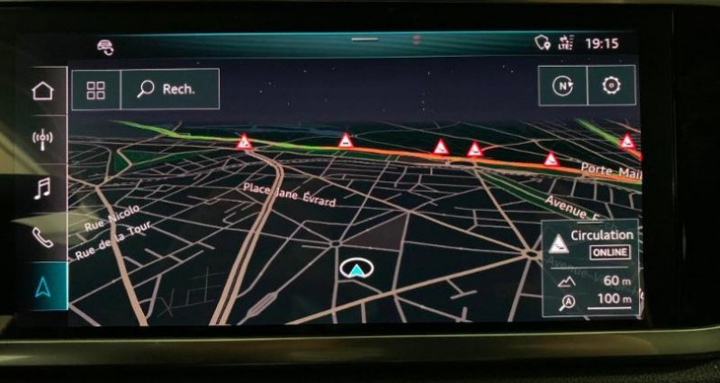 Audi Q3 35 TFSI 150ch Design Luxe S tronic 7 Noir occasion à Paris - photo n°7
