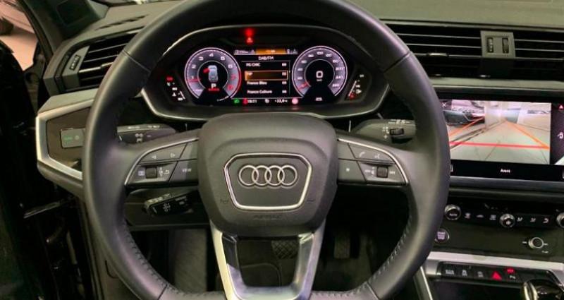 Audi Q3 35 TFSI 150ch Design Luxe S tronic 7 Noir occasion à Paris - photo n°6