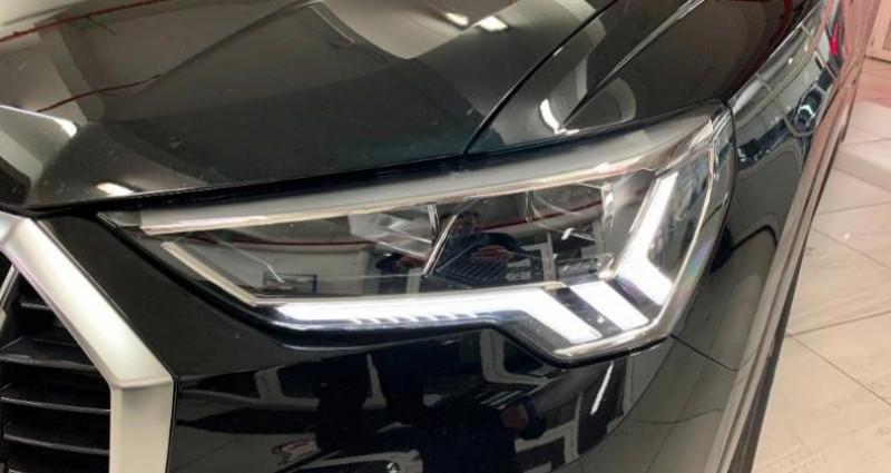 Audi Q3 35 TFSI 150ch Design Luxe S tronic 7 Noir occasion à Paris - photo n°4