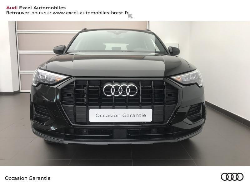 Audi Q3 35 TFSI 150ch Design S tronic 7 Noir occasion à Brest - photo n°2