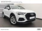 Audi Q3 35 TFSI 150ch Design S tronic 7 Blanc 2020 - annonce de voiture en vente sur Auto Sélection.com