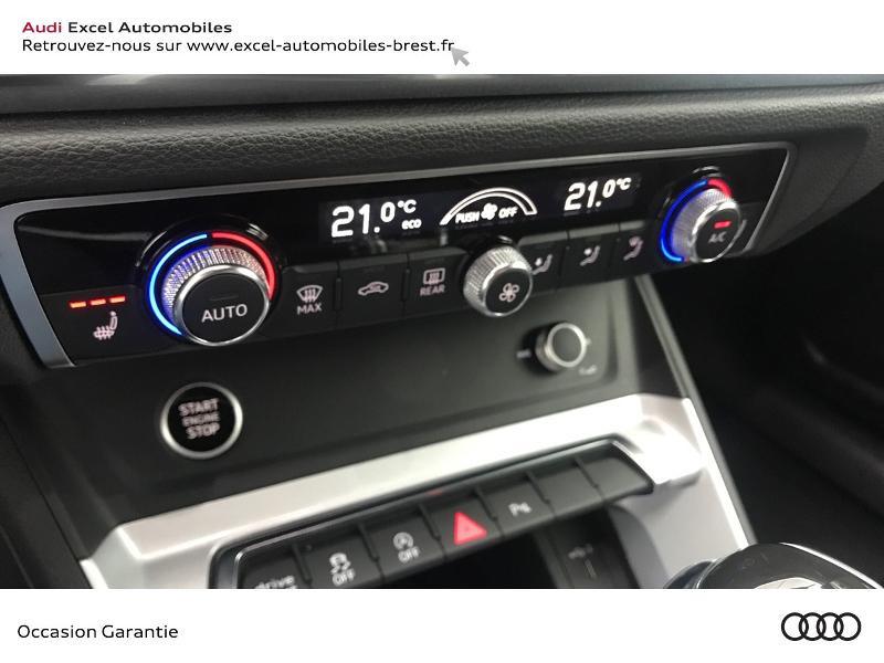 Audi Q3 35 TFSI 150ch Design S tronic 7 Blanc occasion à Brest - photo n°15