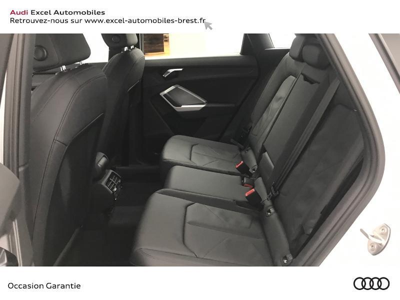 Audi Q3 35 TFSI 150ch Design S tronic 7 Blanc occasion à Brest - photo n°8