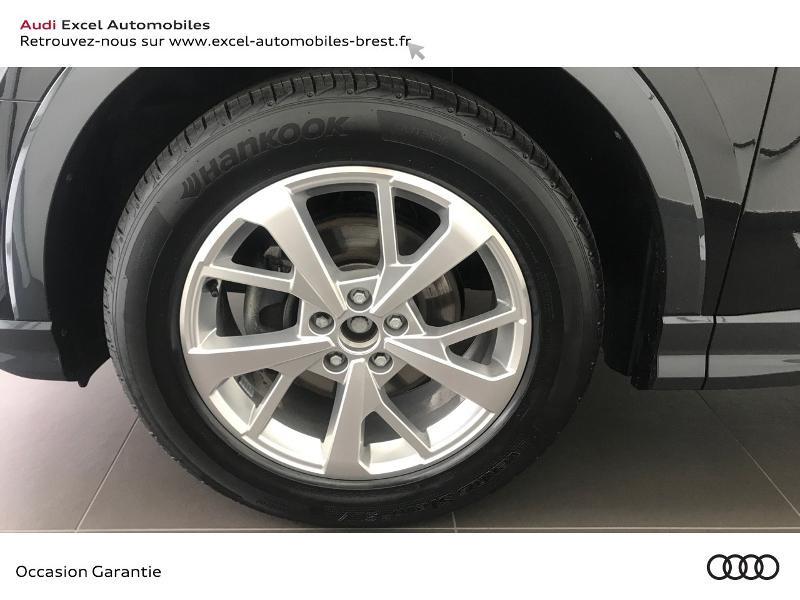 Audi Q3 35 TFSI 150ch Design S tronic 7 Noir occasion à Brest - photo n°16