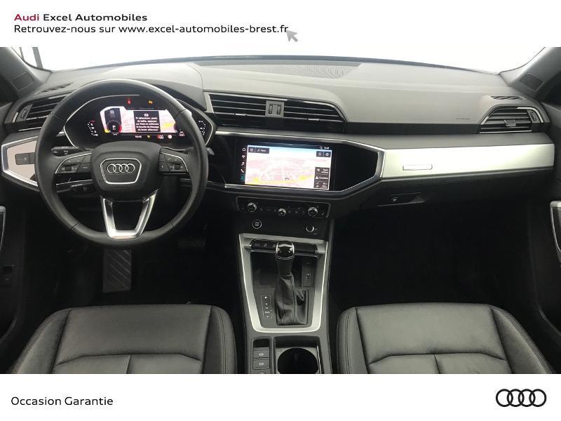 Audi Q3 35 TFSI 150ch Design S tronic 7 Noir occasion à Brest - photo n°7