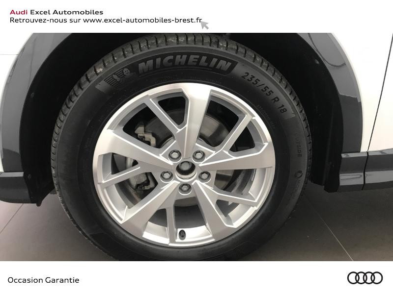 Audi Q3 35 TFSI 150ch Design S tronic 7 Blanc occasion à Brest - photo n°17
