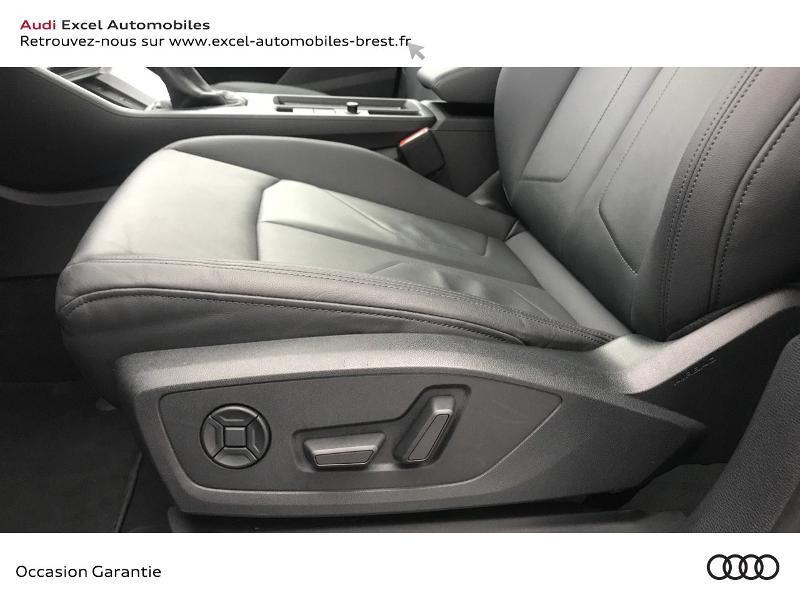 Audi Q3 35 TFSI 150ch Design S tronic 7 Noir occasion à Brest - photo n°10