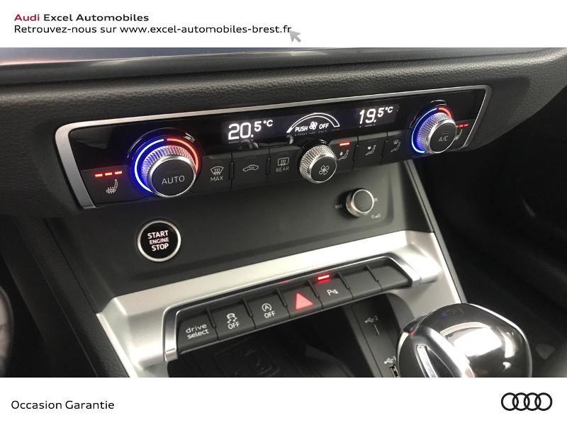 Audi Q3 35 TFSI 150ch Design S tronic 7 Noir occasion à Brest - photo n°13