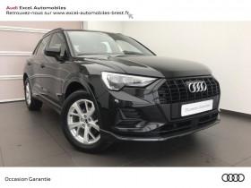 Audi Q3 occasion 2020 mise en vente à Brest par le garage AUDI BREST EXCEL AUTOMOBILES - photo n°1